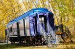 Σιδηρόδρομοι μετατρέπονται σε σπίτια και γραφεία στη Γερμανία