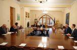 Τον συντονισμό σε θέματα διασποράς ανασκόπησαν Κύπρος, Ελλάδα και Ισραήλ