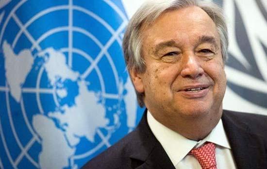 ΓΓ ΟΗΕ: 'To 2019 να αντιμετωπίσουμε τις απειλές, να υπερασπιστούμε την ανθρώπινη αξιοπρέπεια'