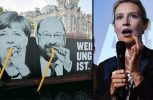 Τη δεύτερη θέση στην ανατολική Γερμανία εξασφάλισε το ακροδεξιό AfD