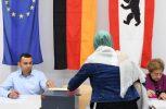 Αυξημένος ο αριθμός των Γερμανών που προσέρχονται στις κάλπες