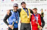 Αργυρός ο Κοντίδης στο Παγκόσμιο Κύπελλο του Gamagori, 1ος από τη Δευτέρα στην παγκόσμια κατάταξη