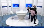 Πολιτικοί έκαναν τηλεοπτικό στούντιο αρένα στο Κόσοβο (video)