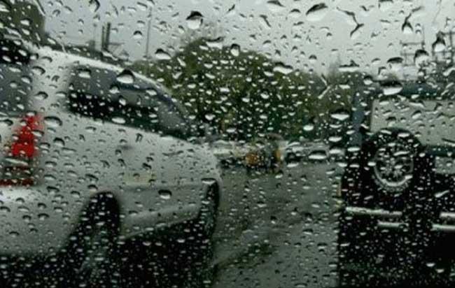Kαταρρακτώδεις βροχές στην Πάφο