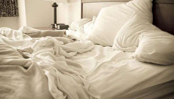 Γιατί πρέπει να αφήνουμε το κρεβάτι μας …άστρωτο;