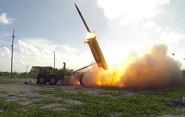 Δοκιμή του πυραύλου Μπόρα με χτύπημα ακριβείας