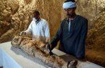 Μούμια σε τάφο στο Λούξορ ανακάλυψαν οι αρχαιολόγοι