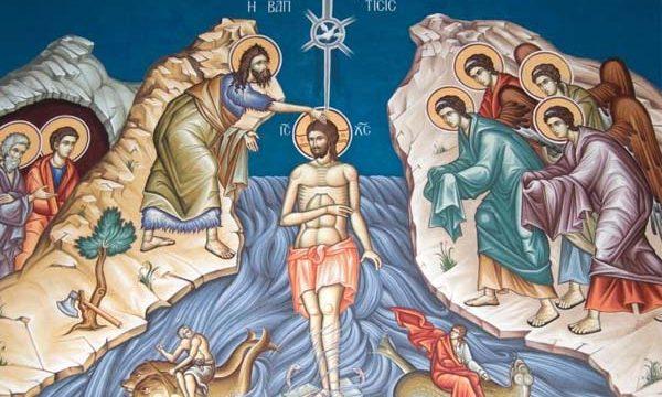 Θεοφάνεια στην κατεχόμενη Αγία Τριάδα