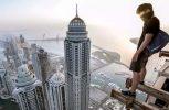 Ορειβάτης κατέγραψε τον θάνατό του σε ουρανοξύστη (video)