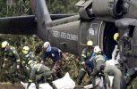 Στρατιωτικό ελικόπτερο κατέπεσε στην Κολομβία