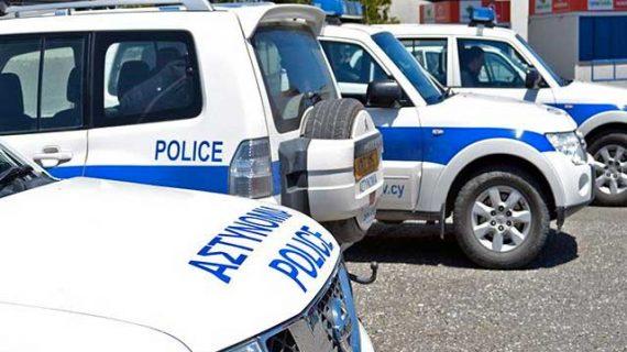 Σε κινητοποίηση η Αστυνομία Λεμεσού μετά τις δυο ληστείες σε διανομείς φαγητού