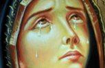 Έκρυβαν πίσω από την εικόνα της Παναγίας… κοκαΐνη (video)