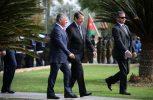 Τριμερής: Διευρυμένες συνομιλίες στο Προεδρικό