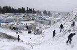 15 Σύροι πρόσφυγες νεκροί σε χιονοθύελλα