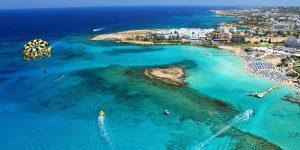 Τρεις παραλίες της επαρχίας Αμμοχώστου ανάμεσα στις 25 καλύτερες της Ευρώπης