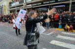 Καλαμάτα: Εξω φρενών ο Φερεντίνος με τους καρναβαλιστές!