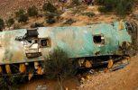 Τουλάχιστον 44 νεκροί από πτώση λεωφορείου σε φαράγγι στο Περού