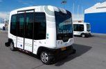 Το Ντουμπάι άρχισε να δοκιμάζει ηλεκτροκίνητα λεωφορειάκια χωρίς οδηγό