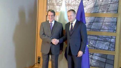 Ολα τα κράτη μέλη της ΕΕ αλληλέγγυα σε Ελλάδα και Κύπρο