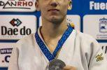 Στη 17η θέση της παγκόσμιας κατάταξης μέχρι 18 ετών στο τζούντο o Γιώργος Μπαλαρτζισβίλι