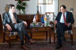 Κυπριακό, ενεργειακά στη συνάντηση Υπουργού Εξωτερικών με ΥΦΥΠΕΞ των ΗΠΑ