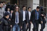 «Όχι» στην έκδοση των 8 Τούρκων αξιωματικών αποφάσισε το Συμβούλιο Εφετών