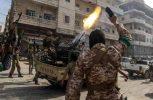 Πλιάτσικο στο Αφρίν μετά την κατάληψη από Σύρους αντάρτες