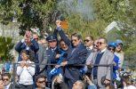 Εκκίνηση 12ου ΟΠΑΠ Μαραθωνίου Λεμεσού – ΓΣΟ από τον Πρόεδρο της Δημοκρατίας