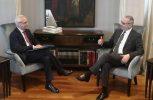 Επιβεβαίωση δεσμεύσεων ΕΝΙ από Ιταλό Πρέσβη
