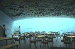 Το πρώτο ευρωπαϊκό εστιατόριο κάτω από το νερό στην Νορβηγία