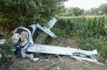 Δύο νεκροί από πτώση μονοκινητήριου αεροσκάφους στην ορεινή Ναυπακτία