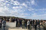 Αποκλεισμός κυκλικού κόμβου Ριζοελιάς από το νεοσύστατο κόμμα Κυπρίων Κυνηγών
