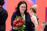 Αντρέα Νάλες: Η πρώτη γυναίκα Πρόεδος στην ιστορία των Γερμανών Σοσιαλδημοκρατών