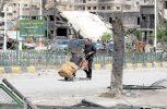 Οι επιθεωρητές του ΟΑΧΟ συνέλεξαν δείγματα από την Ντούμα