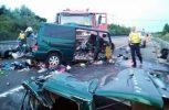 Οδηγός μετέδωσε live το πολύνεκρο τροχαίο που προκάλεσε (video)