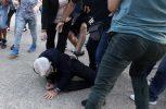 Βίαιη επίθεση κατά του Δημάρχου Θεσσαλονίκης κατά τη διάρκεια των εκδηλώσεων για τη Γενοκτονία των Ποντίων