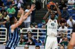 Νέα συντριπτική νίκη του Παναθηναϊκού στο μπάσκετ