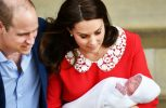 Βαφτίζεται ο πρίγκιπας Λουις