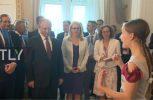 Αυστριακή μάγεψε με την μουσική της τον Πούτιν (video)