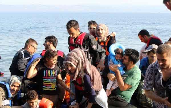 Ένα νέο καραβάνι μεταναστών σχηματίζεται στην Ονδούρα