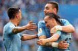 Μουντιάλ 2018: Ουρουγουάη-Ρωσία: 3-0