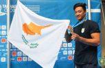 Μεσογειακοί: Χρυσό μετάλλιο κέρδισε ο Μάριος Γεωργίου