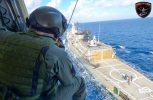 Πραγματοποιήθηκε η άσκηση Έρευνας-Διάσωσης με την ονομασία «ΣΑΛΑΜΙΣ – 03/18»