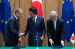 Υπογραφή συμφωνίας Ελευθέρου Εμπορίου ΕΕ – Ιαπωνίας