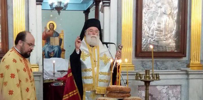 Τα Χριστούγεννα είναι γεγονός με διάρκεια και διδάγματα λέει ο Πατριάρχης Θεόδωρος