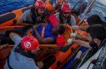 Σε αποστολή διάσωσης μεταναστών ο Μαρκ Γκασόλ