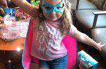 3χρονη έσωσε τον μπαμπά της με FaceTime