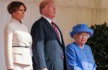 Τραμπ: αναφορές στην «όμορφη» βασίλισσα Ελισάβετ
