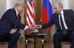 Δύο ώρες κράτησε η συνάντηση Τραμπ-Πούτιν