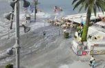 Τσουνάμι 1,5 μέτρου πλημμύρισε την Μαγιόρκα